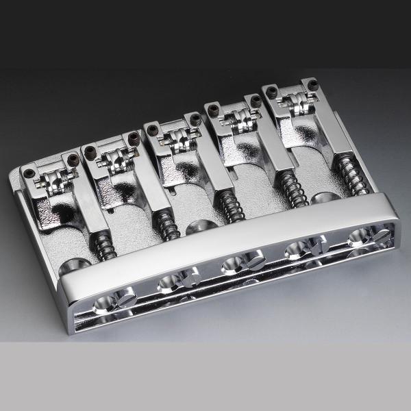 Schaller 3D-5 Bass Bridge - Chrome