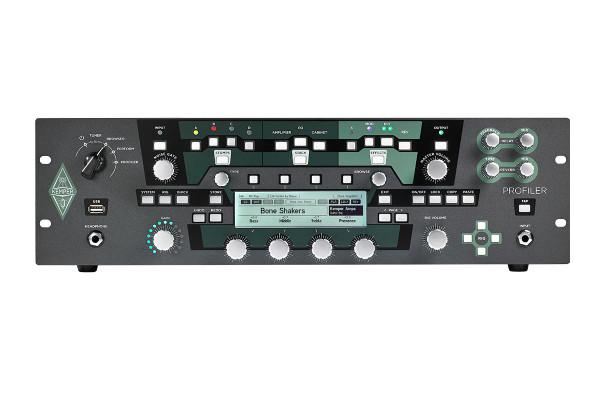 Kemper Profiler PowerRack with 600W Power Amp