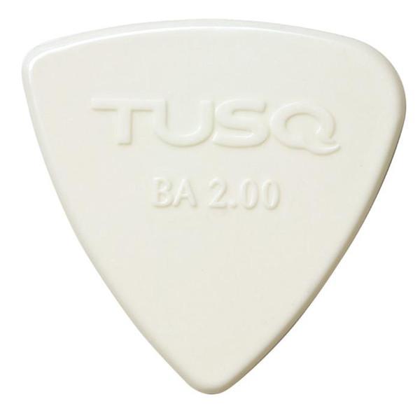 Graph Tech TUSQ Bi-Angle Bright Tone Picks - 4 Pack
