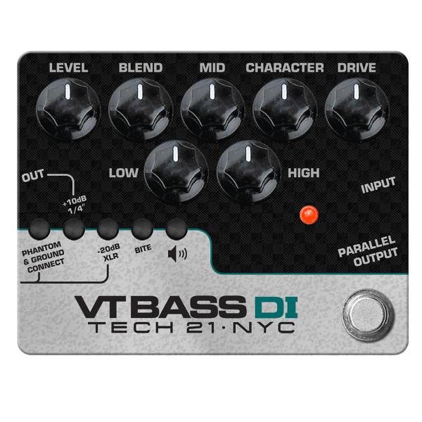 Tech 21 Character Series  VT Bass DI