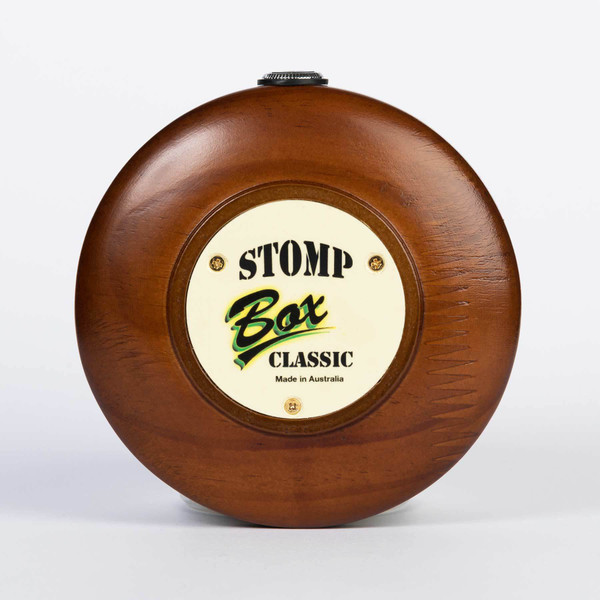 Stomp Box Classic - Made in Australia by Stu Box