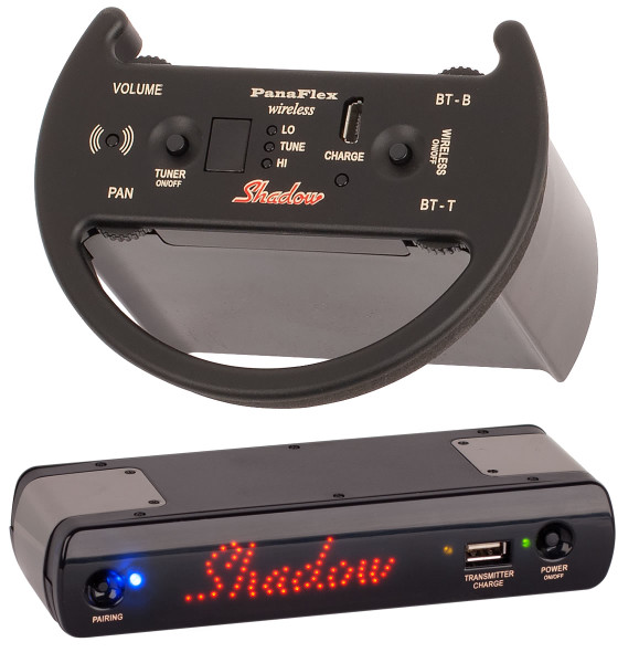 Shadow PanaFLEX Wireless System for Classical Guitar