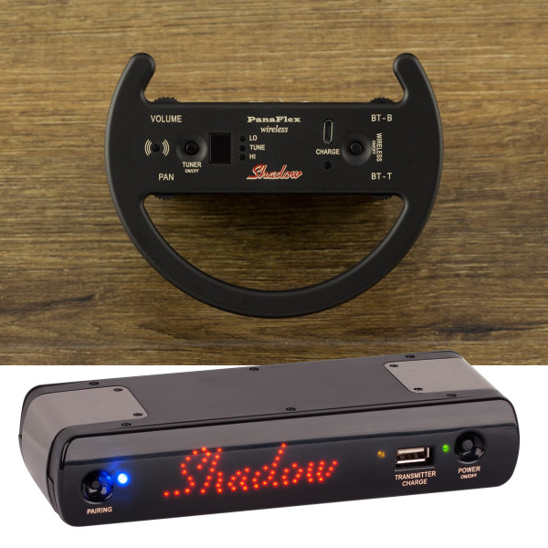 Shadow PanaFLEX Wireless System for Acoustic Guitar