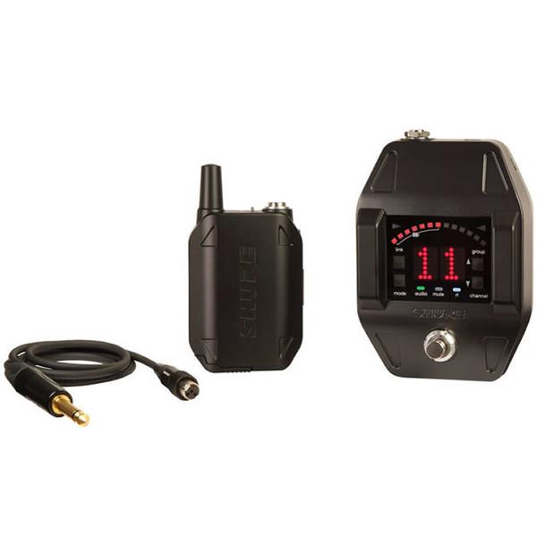 Shure GLXD16 Digital Guitar/Bass Pedal Receiver Wireless System