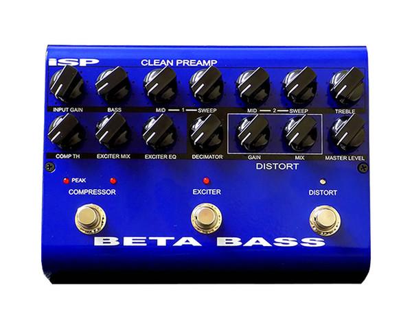 ISP Technologies Beta Bass Preamp Pedal