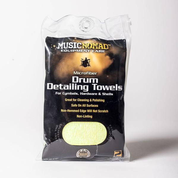 Music Nomad Drum Detailing Towel