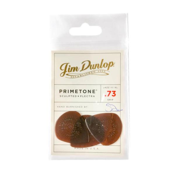 Jim Dunlop Primetone® .73mm Jazz III XL Players Pack
