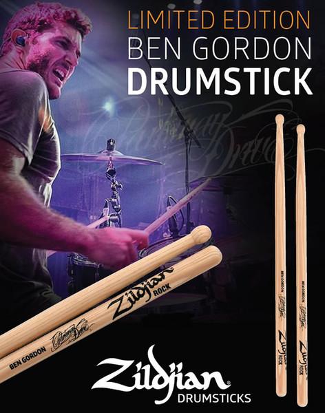 Zildjian Ben Gordon Signature Drumsticks