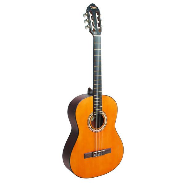 Valencia VC204 4/4 Classical Guitar - Antique Natural