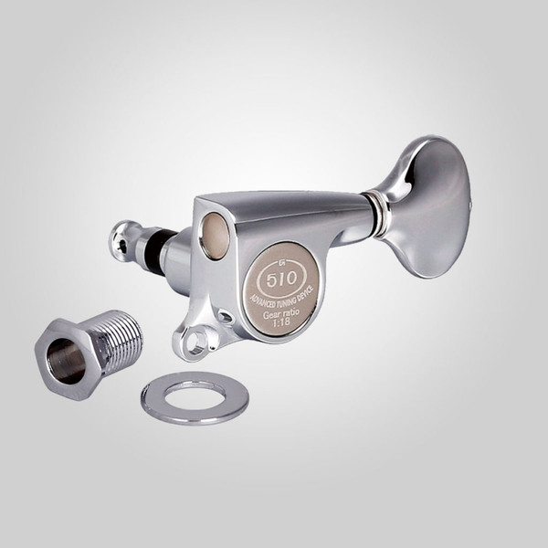 Gotoh SG510 Deluxe 3-a-side Machine Heads