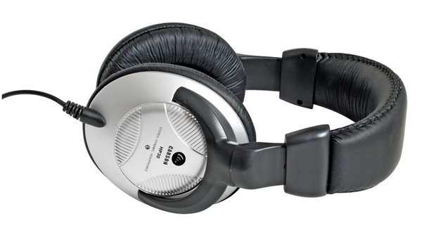 """Carson HP30 Dynamic Stereo Headphones with """"Super-Bass Response"""""""