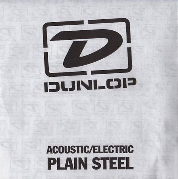 Dunlop Single Plain Acoustic and Electric Strings