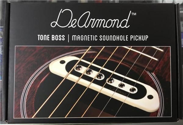DeArmond Tone Boss Acoustic Pickup