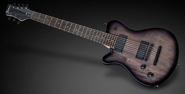 Framus FDS Panthera 7-string Nirvana Black High Polish Left-Hand