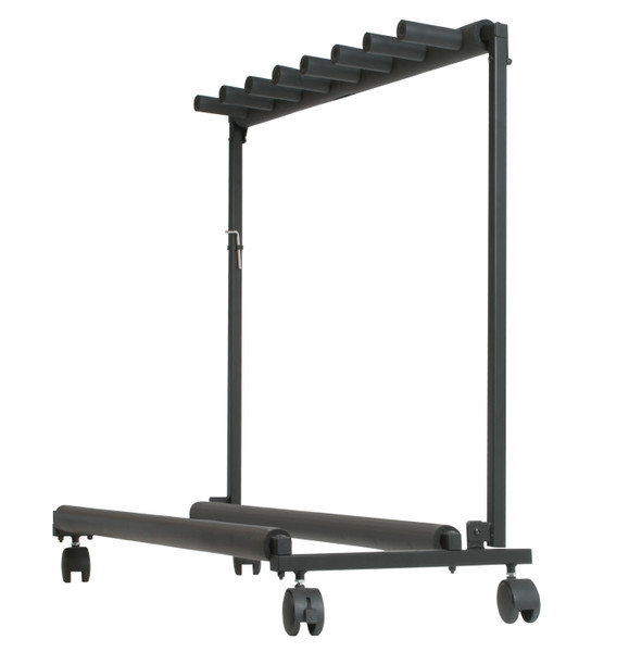 Xtreme 7-Guitar Multi Rack with Wheels
