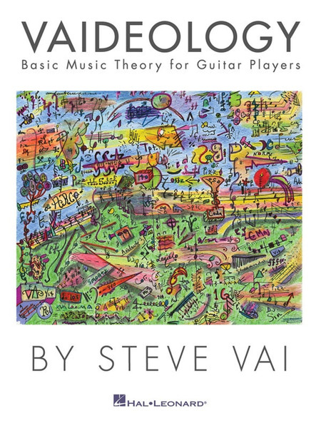 Steve Vai Vaideology - Basic Music Theory for Guitar Players