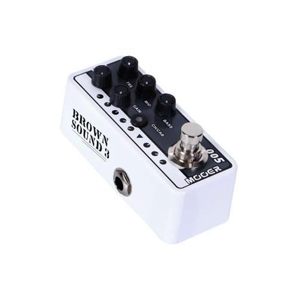 Mooer 005 Brown Sound 3 Micro Preamp
