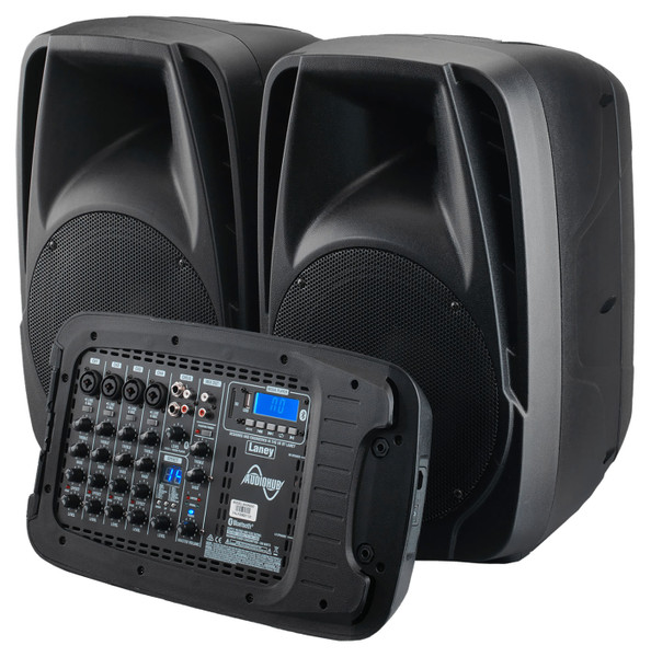 Laney AH2500D Complete Portable PA System