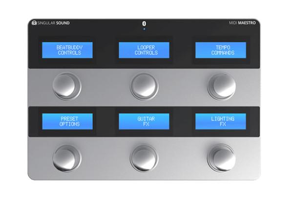BeatBuddy MIDI Maestro MIDI Controller