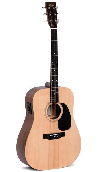 Signa DME Acoustic/Electric Guitar