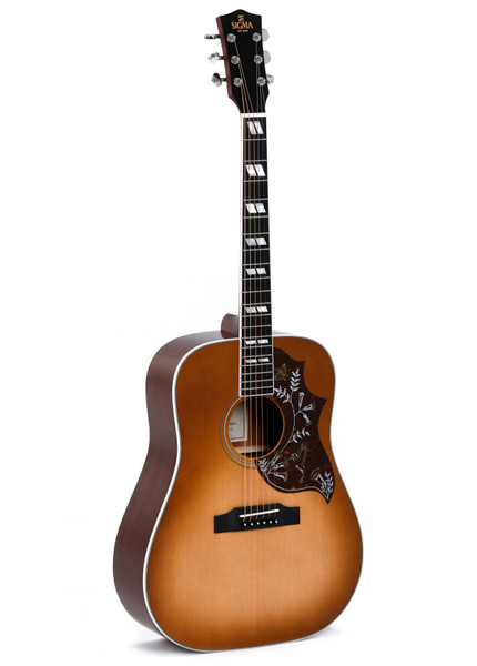 Sigma DM-SG5 Acoustic/Electric Guitar