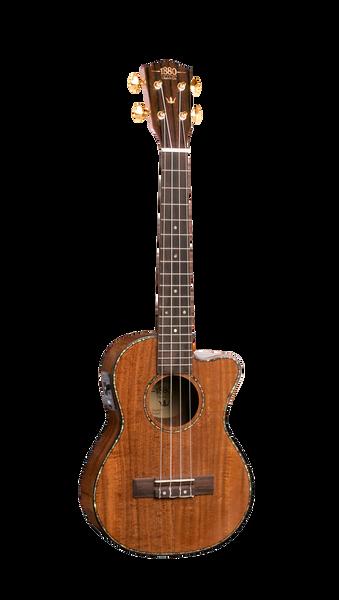 1880 Ukulele EU300CCE Concert Acoustic/Electric Ukulele