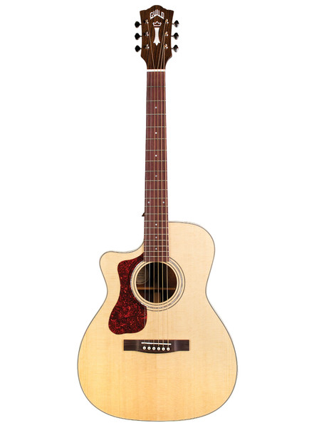 Guild Westerly OM-140LCE Acoustic/Electric - Left-Handed