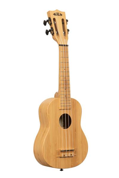 Kala KA-BMB-S Bamboo Soprano Ukulele