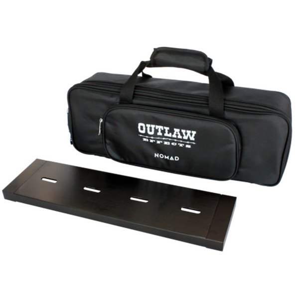 Outlaw Effects Nomad S128 Rechargeable Pedalboard