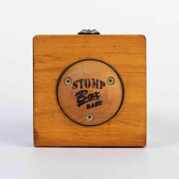 Stomp Box Baby - Made in Australia by Stu Box