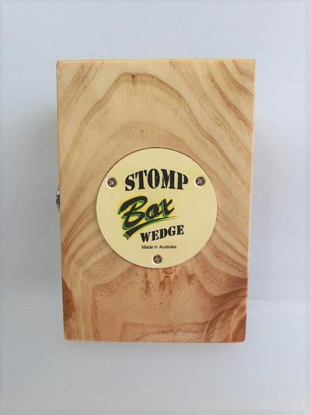 Stomp Box Wedge - Made in Australia by Stu Box