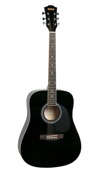 Redding Black Dreadnought Acoustic