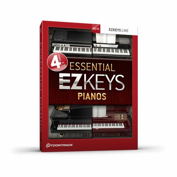 ToonTrack EZKeys Essential Pianos