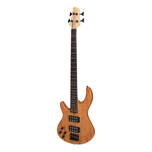 Tokai 'Legacy Series' Left Handed Mahogany T-Style Bass Guitar - Natural Satin