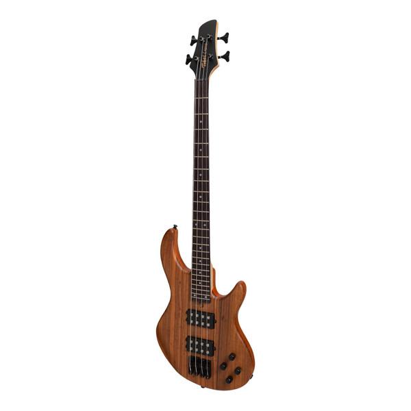 Tokai 'Legacy Series' Mahogany & Zebrano T-Style Bass Guitar - Natural Satin