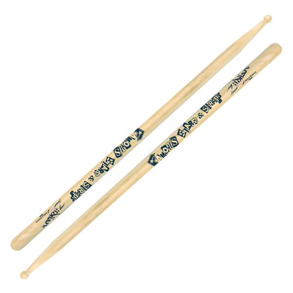 Zildjian Travis Barker Famous S & S Artist Series Drumsticks