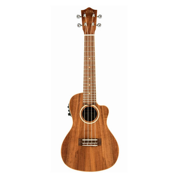Lanikai Acacia Series Concert Acoustic/Electric Ukulele