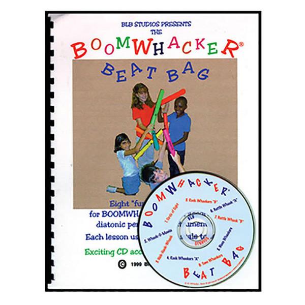 Boomwhackers Beat Bag Book/CD