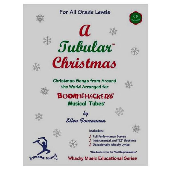"Boomwhackers ""A Tubular Christmas"" Book/CD"