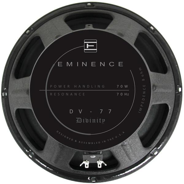 "Eminence DV-77 Mick Thomson Signature 12"" 70W Speaker"