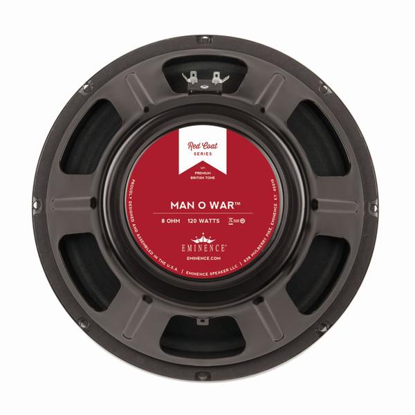 """Eminence Man O War™ 12"""" 120W Speaker"""