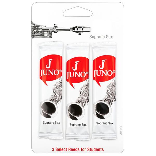 Vandoren Juno Soprano Saxophone Reeds - 3-pack