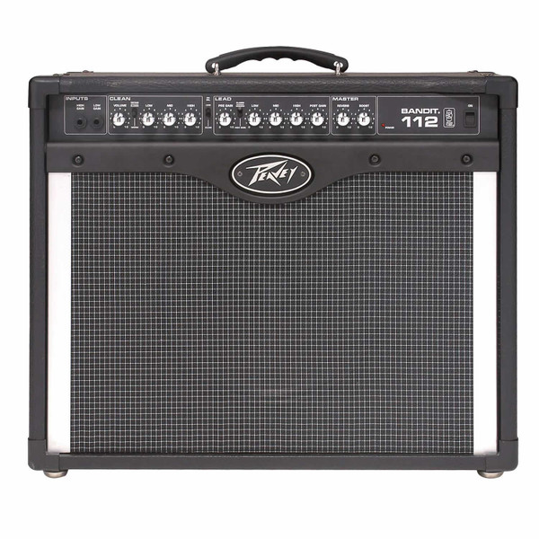 "Peavey Bandit® 112 100W 1 x 12"" Guitar Combo Amp"