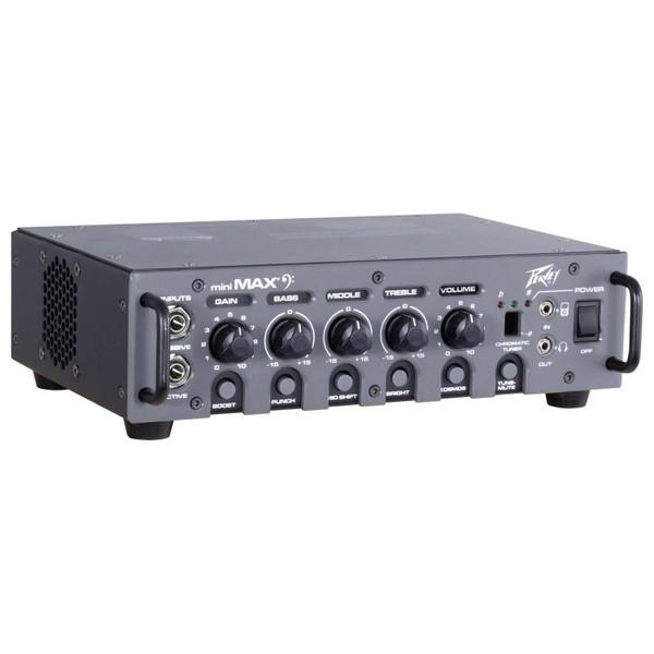 Peavey MiniMAX® 600-Watt Mini Bass Amp Head