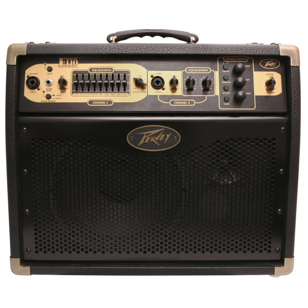 Peavey Ecoustic® E110 Acoustic Guitar Amplifier with Foot Controller