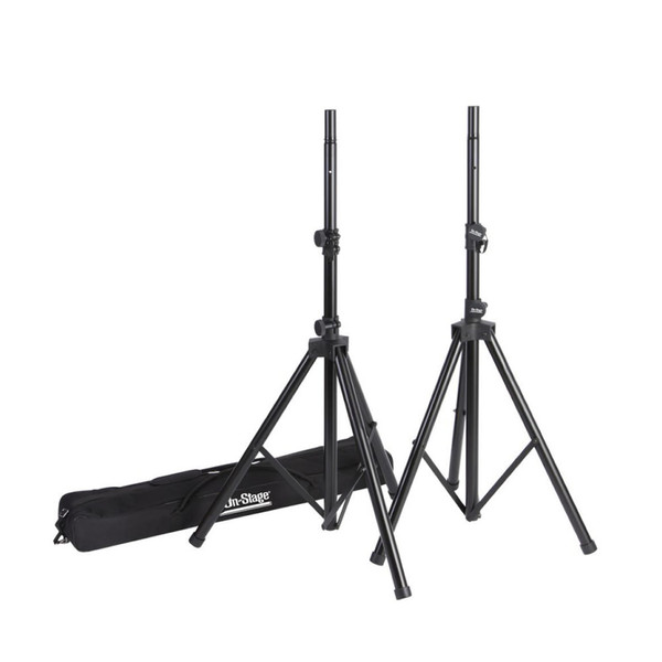 On-Stage Stands SSP7950 All-Aluminum Speaker Stand Pack