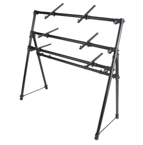On-Stage Stands KS7903 Three-Tier A-Frame Keyboard Stand