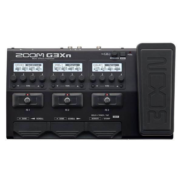ZOOM G3Xn Guitar Effects & Amp Simulator