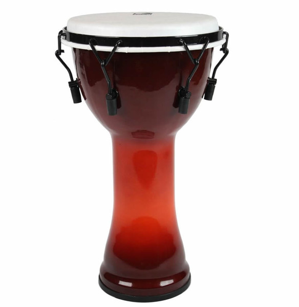"""Toca Freestyle 2 Series Mech Tuned Djembe 12"""" in African Sunset"""