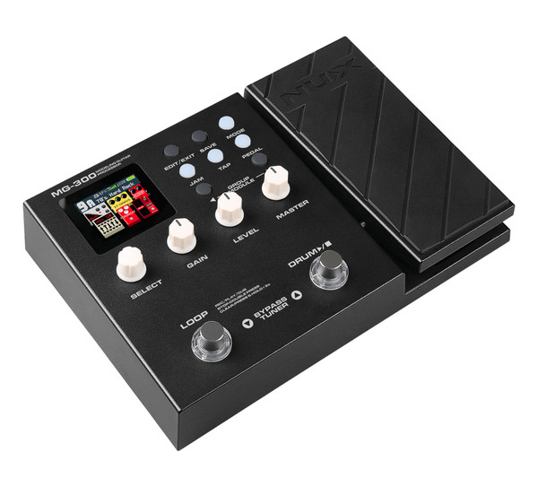 NU-X MG-300 Modeling Guitar Processor and Interface